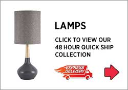 Lamps 48 Hour Express Delivery
