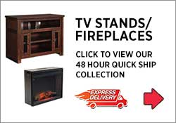 Entertainment Center and Fireplaces 48 Hour Express Delivery